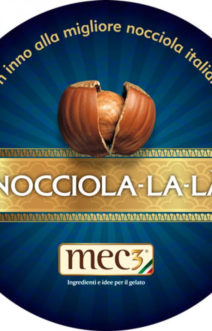 Logo Nocciola la la