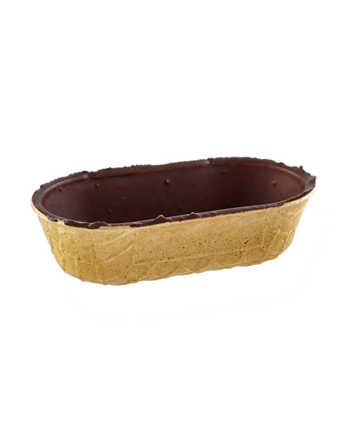 Choc lined boat