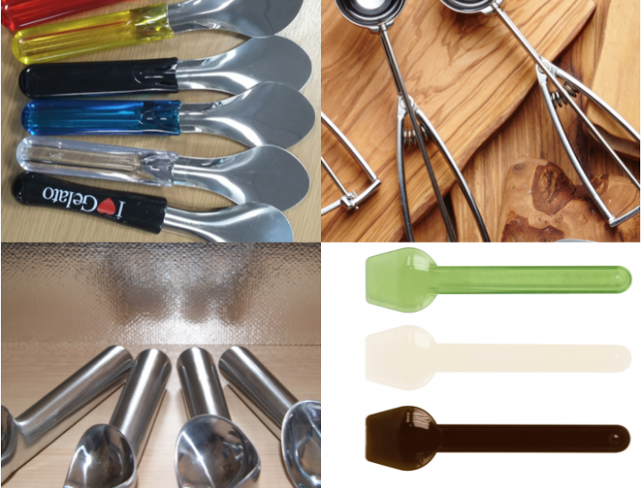 Spatulas Scoops Spoons Overview