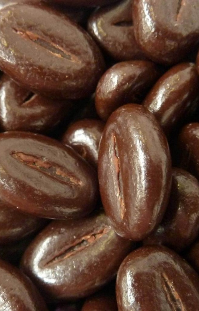 2 Choc coffee Bean