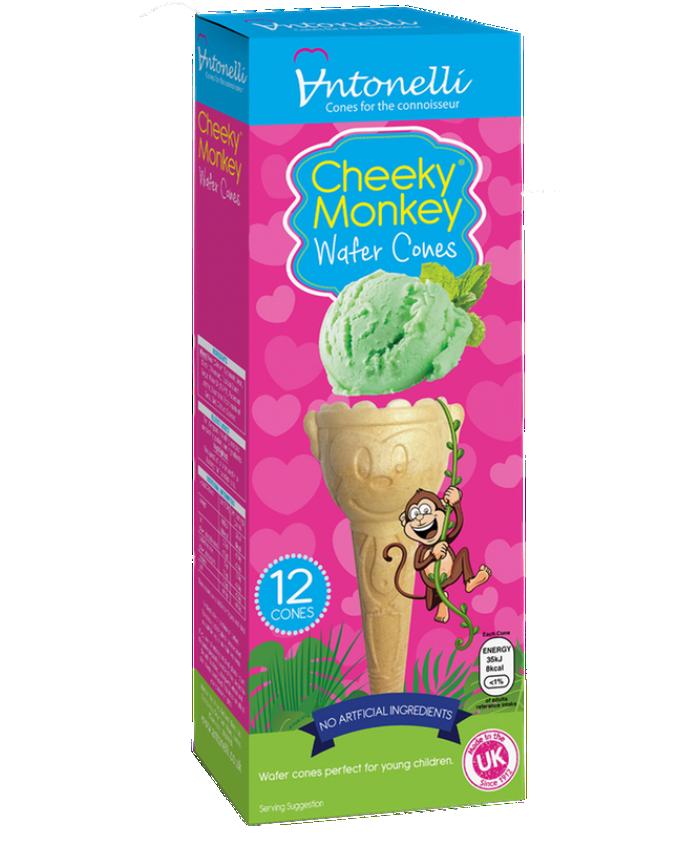 Cheeky Monkey Retail Pack
