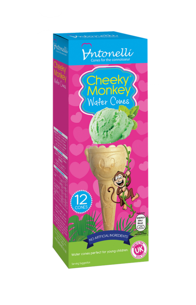 Cheeky Monkey Retail Pack
