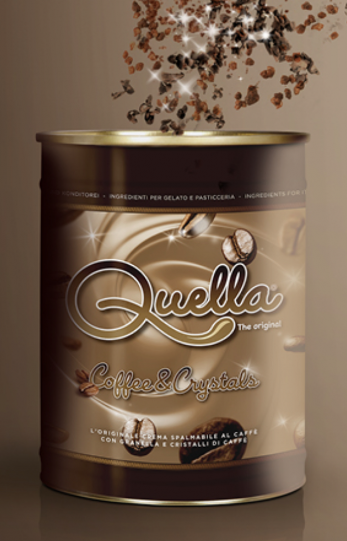 Quella Coffee with Crystals