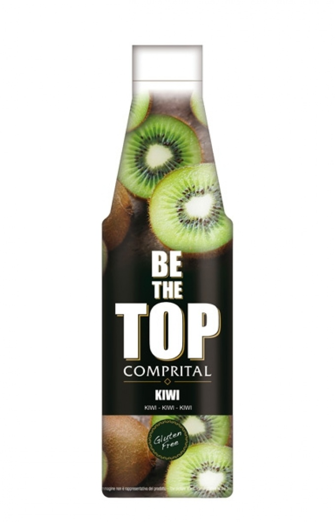 "Comprital ""Be the top"" Topping sauce - kiwi"