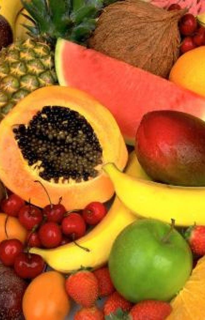 Tropical fruitsmainimage 1