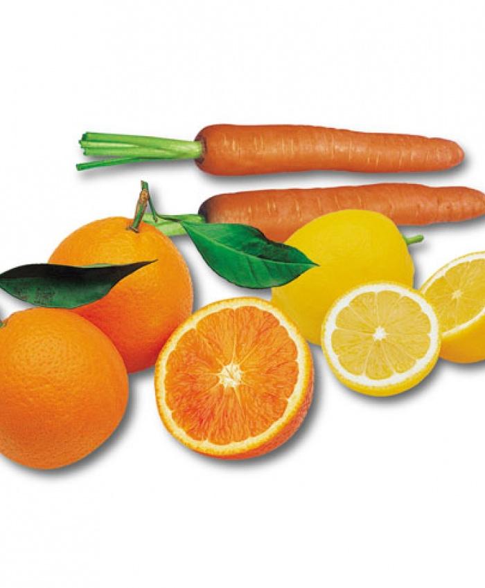 Orange lemon carrot ACE