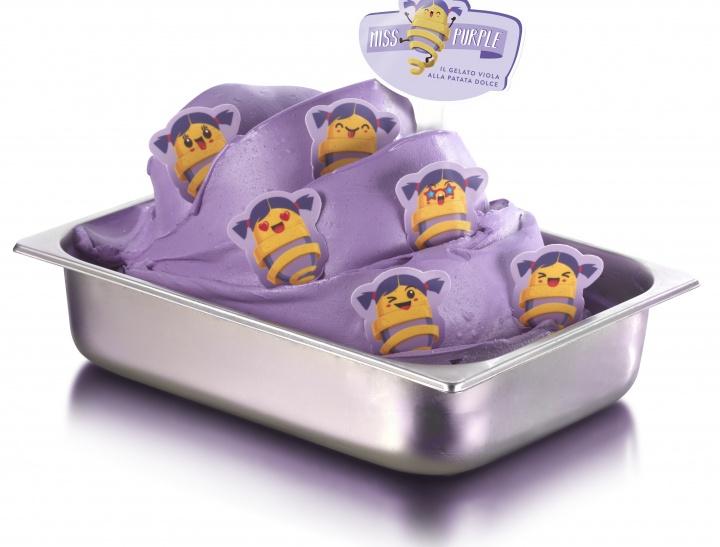 Vaschetta Purple 0028
