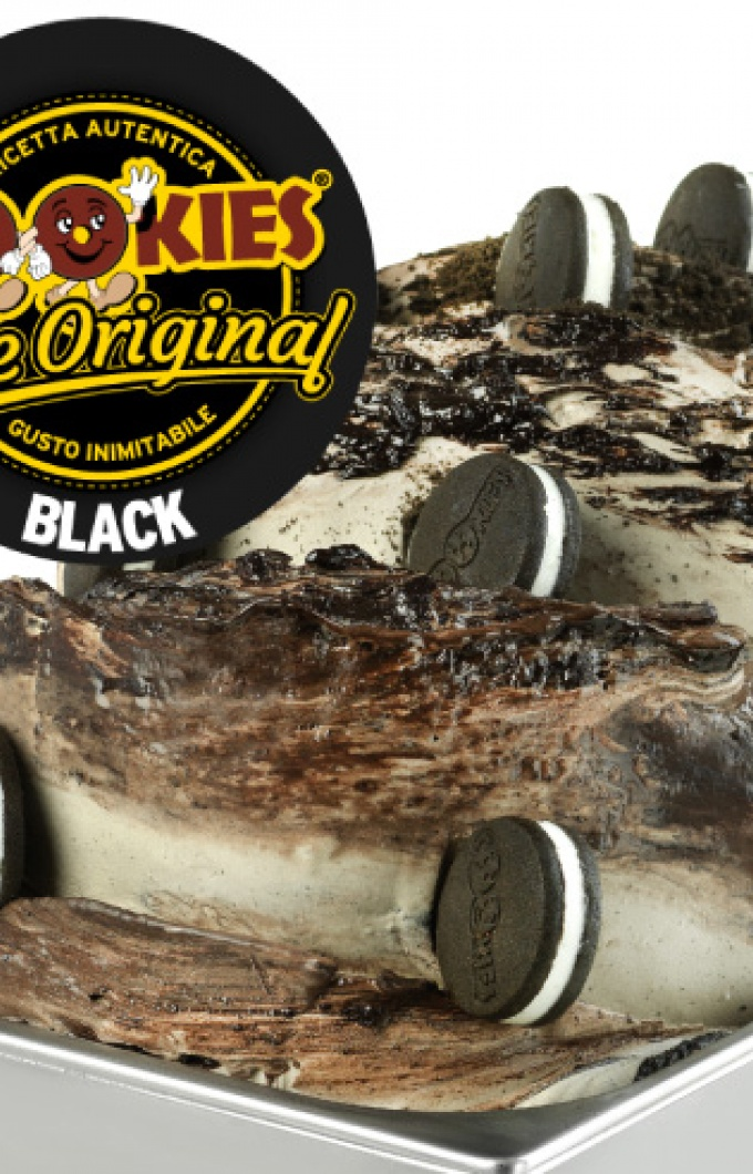 Cookies black original 492