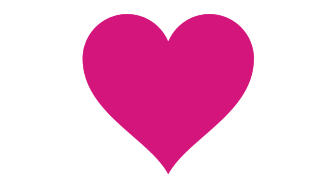 Favourites Heart