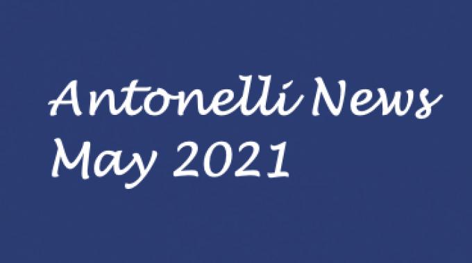 Antonelli May News 2021