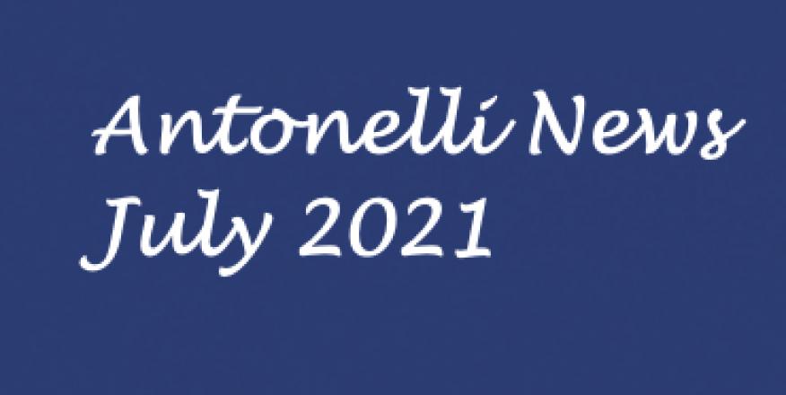 Antonelli July News 21