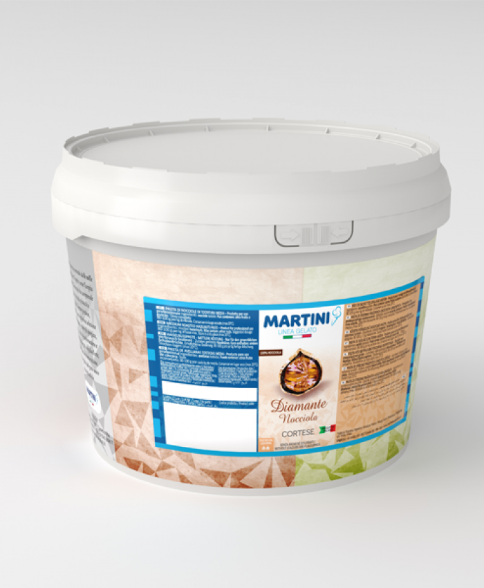 Martini Diamante Tub - hazelnut
