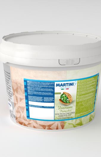Martini Diamante - pistachio