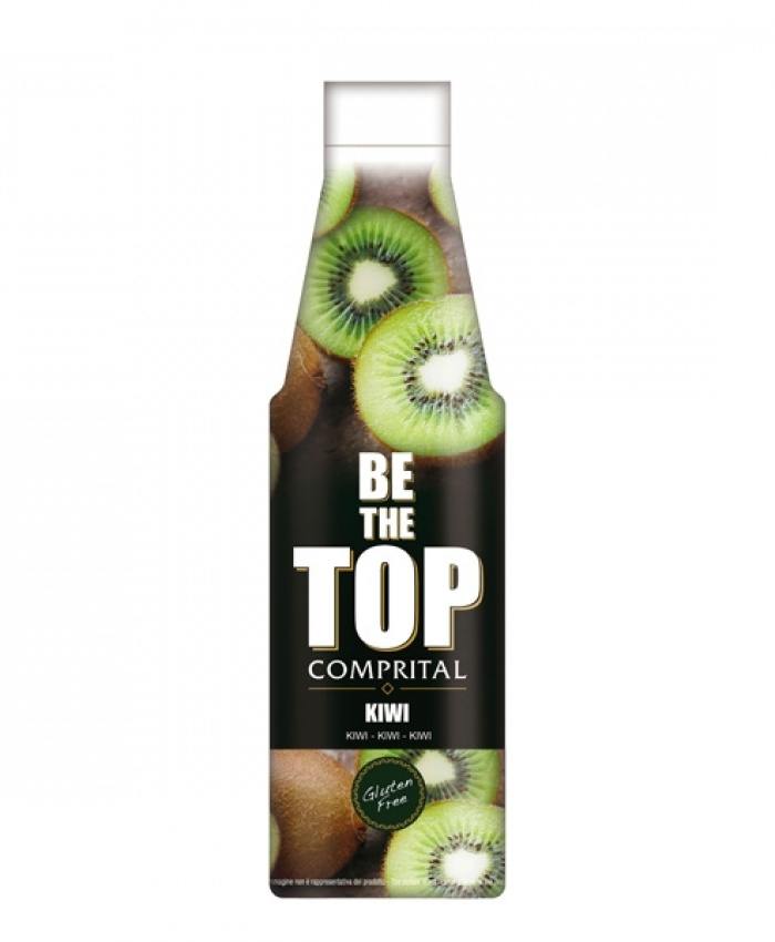"""Comprital """"Be the top"""" Topping sauce - kiwi"""
