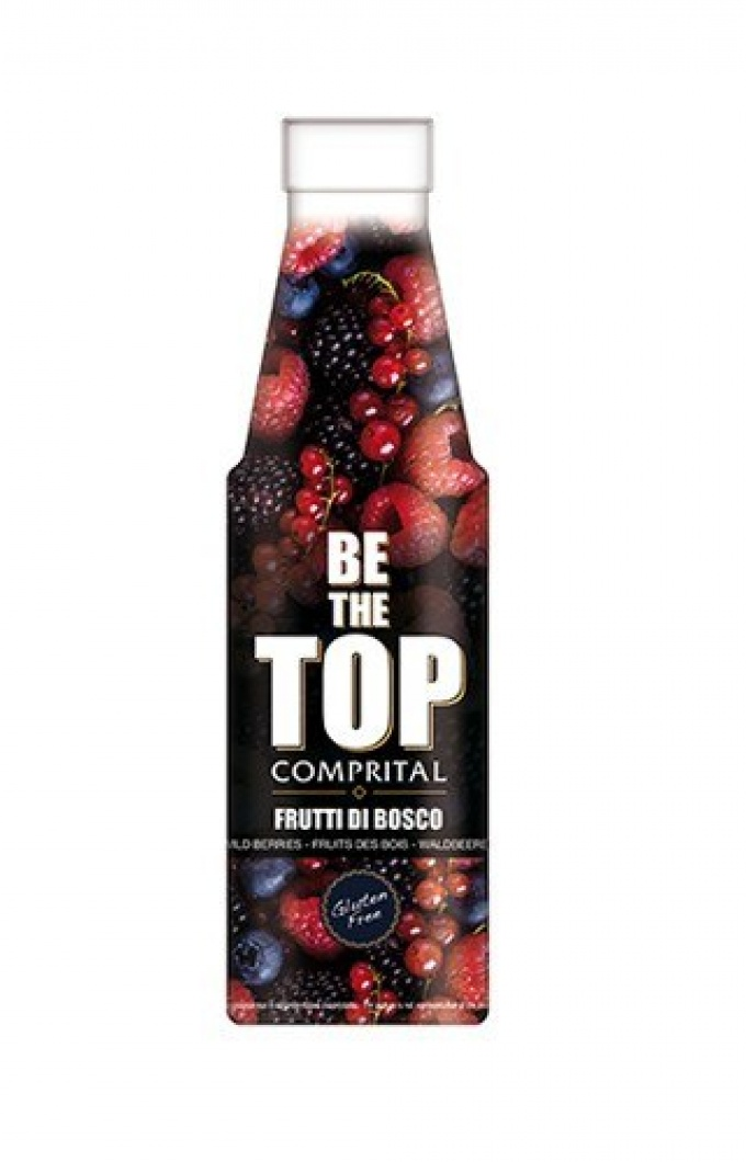 "Comprital ""Be the top"" Topping sauce - Frutti Di Bosco"