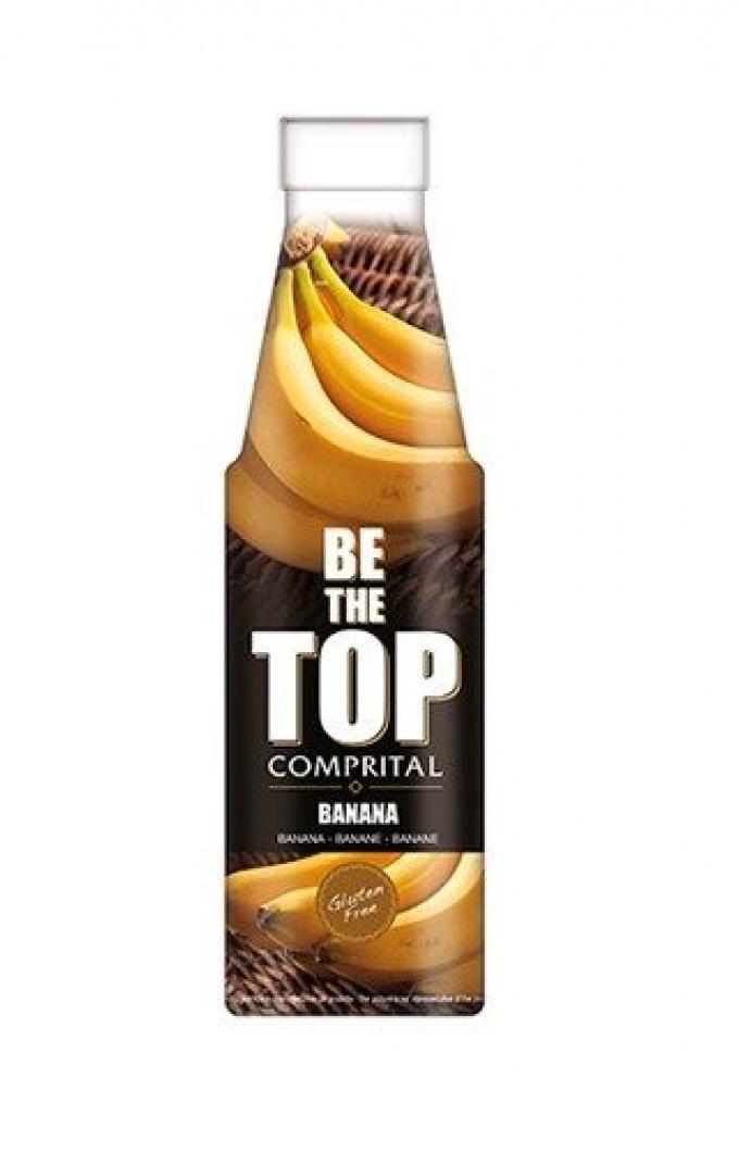 "Comprital ""Be the top"" Topping sauce - Banana"
