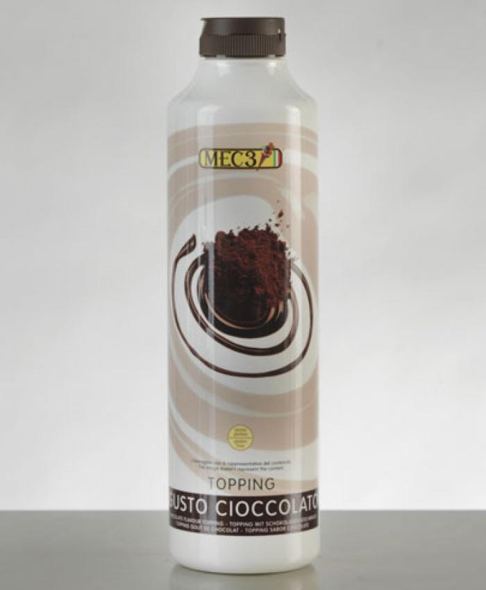 Topping cioccolato rgb