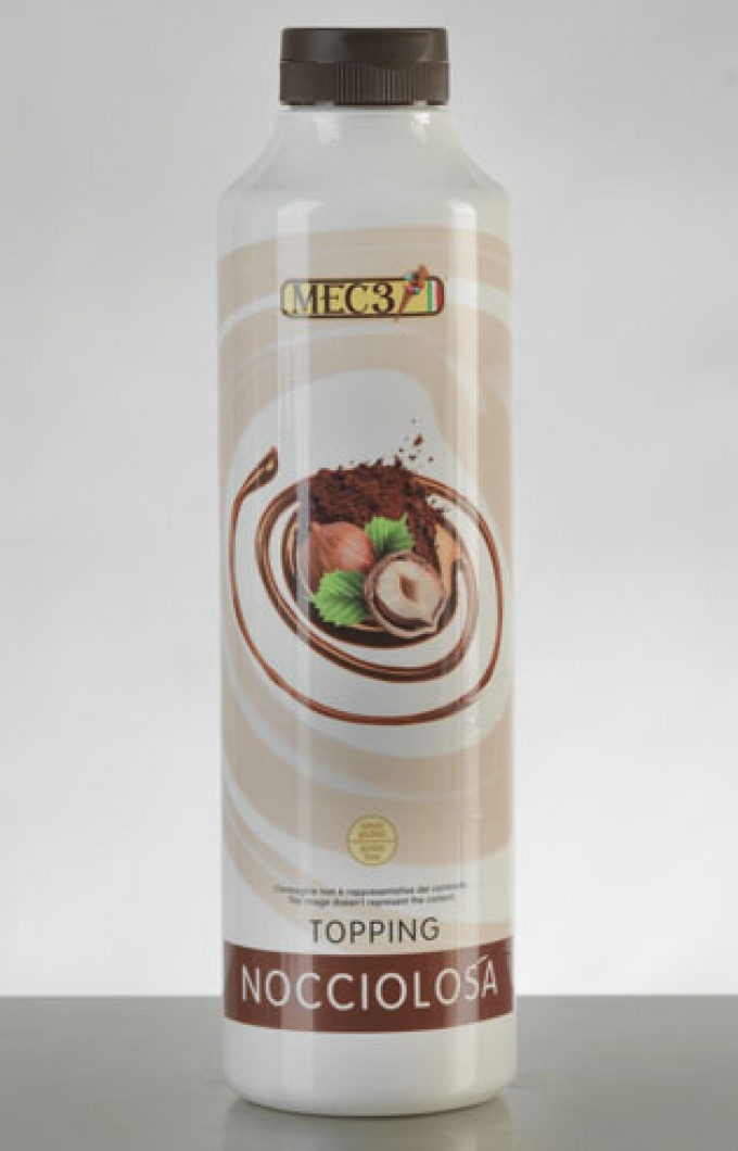 Topping nocciolosa