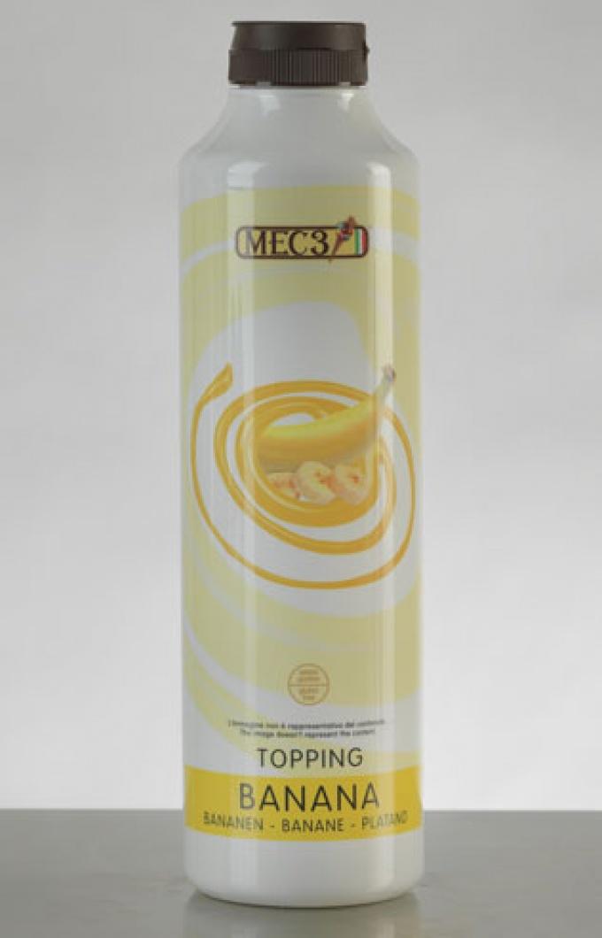 Topping banana 492