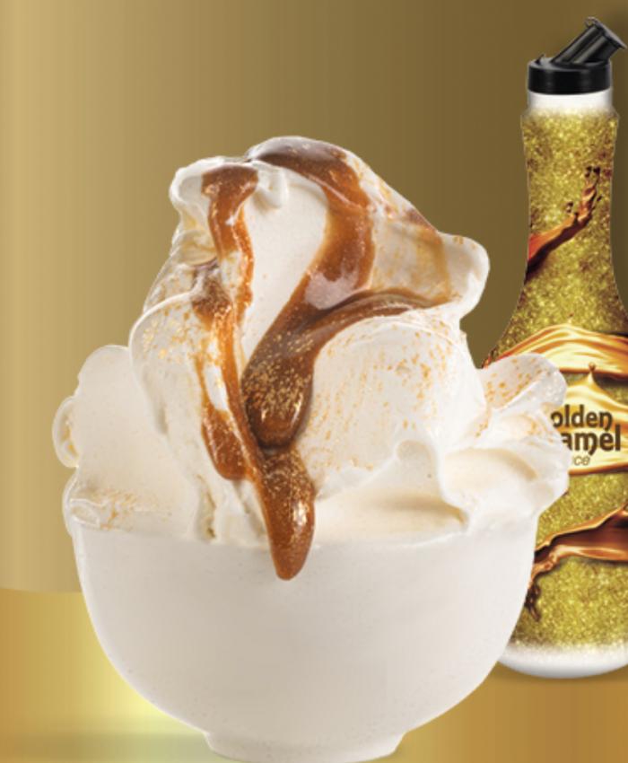 Golden Caramel Topping